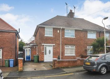 Thumbnail 3 bed semi-detached house for sale in Baggaley Crescent, Mansfield