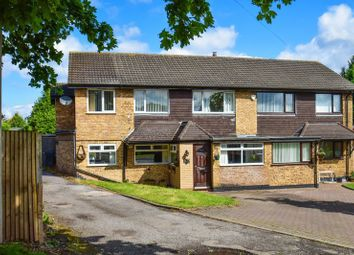 Thumbnail 4 bed semi-detached house for sale in Exe Croft, Northfield, Birmingham