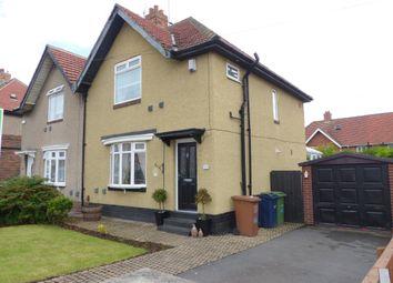 Thumbnail 3 bedroom semi-detached house for sale in Durham Road, Sunderland