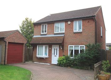 Thumbnail 4 bed detached house to rent in Grassymead, Fareham