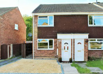 Thumbnail 2 bed end terrace house for sale in Cordelia Close, Dibden, Southampton