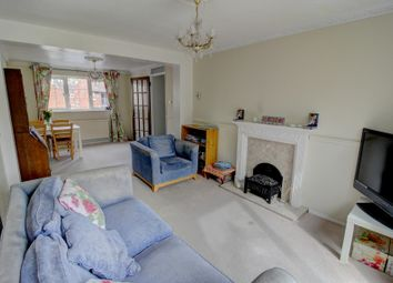 Thumbnail 2 bed terraced house for sale in Jacksons Close, Ongar