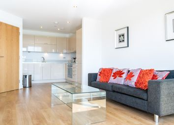 Thumbnail 2 bed flat to rent in Aqua Vista Square, Limehouse