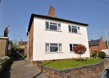 Thumbnail 2 bed semi-detached house for sale in New Street, Donisthorpe, Swadlincote