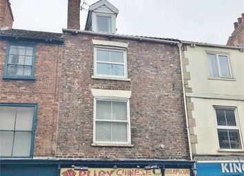 Thumbnail 1 bed flat for sale in Gillygate, York