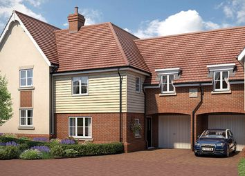 "Thumbnail 3 bed property for sale in ""The Farnham"" at Church Road, Stansted"