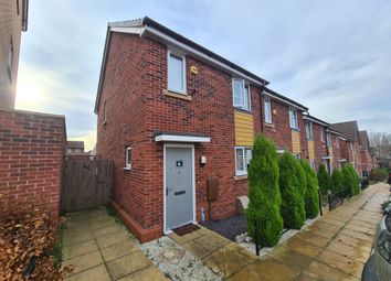 Thumbnail 3 bed end terrace house for sale in Lapworth Road, Coventry