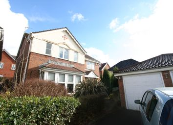 Thumbnail 4 bedroom detached house to rent in Llewellyn Goch, Cardiff