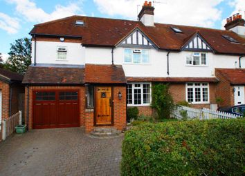 Thumbnail 5 bed semi-detached house for sale in Chipperfield Road, Bovingdon, Herts
