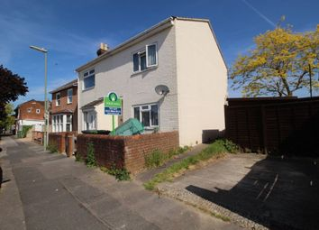 Thumbnail 3 bed terraced house to rent in Cherbourg Road, Eastleigh