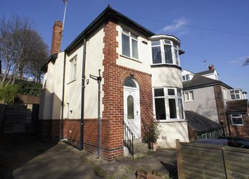 Thumbnail 3 bed detached house for sale in Sheldon Road, Nether Edge, Sheffield