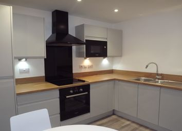 Thumbnail 1 bed flat to rent in Trelawney House, Surrey Street, Central Bristol
