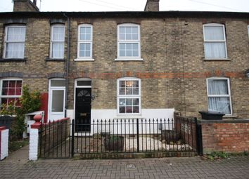 Thumbnail 2 bed terraced house for sale in St. Leonards Street, Bedford