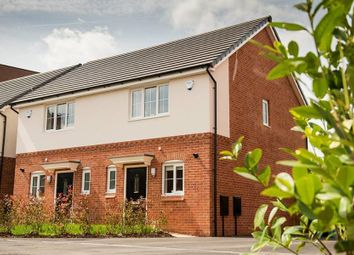 Thumbnail 2 bed semi-detached house to rent in Smiths Lane, Hindley Green, Wigan