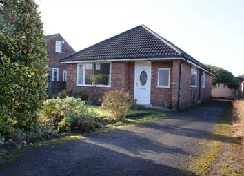 Thumbnail 3 bed detached bungalow for sale in Lea Gate Close, Bradshaw, Bolton