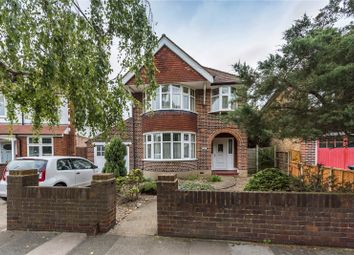 Thumbnail 4 bedroom detached house for sale in Wellesley Crescent, Twickenham