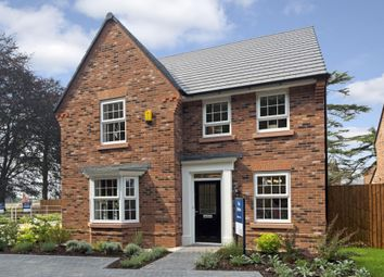 "Thumbnail 4 bed detached house for sale in ""Holden"" at London Road, Nantwich"