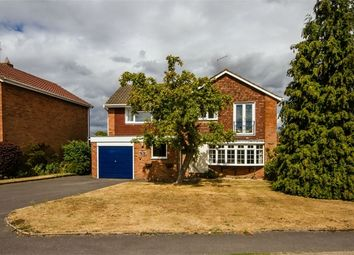 Thumbnail 4 bed detached house for sale in Marysgate, Brewood, Staffordshire
