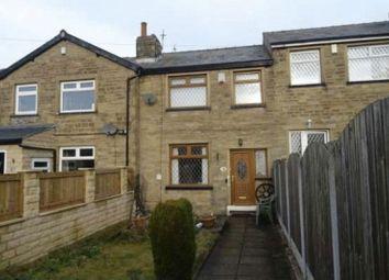 Thumbnail 3 bed terraced house for sale in Tyersal Terrace, Tyersal, Bradford