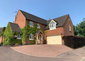 Thumbnail 5 bed detached house for sale in Stramshall, Uttoxeter