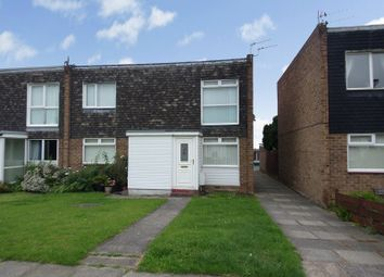 Thumbnail 2 bed flat for sale in Doxford Place, Cramlington