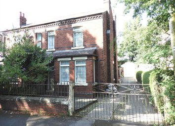 Thumbnail 4 bed semi-detached house for sale in North Park Road, Kirkby, Liverpool