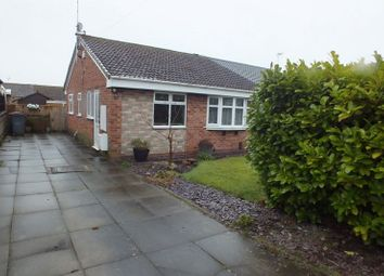 Thumbnail 2 bed semi-detached bungalow for sale in Birchover Way, Wedgwood Farm Estate, Stoke-On-Trent