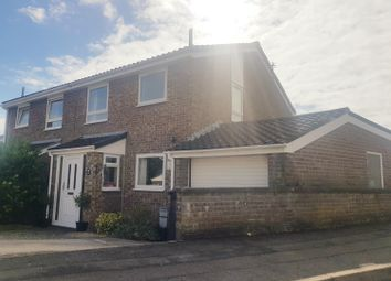 Thumbnail 3 bed semi-detached house for sale in Oakhill Avenue, Bitton, Bristol