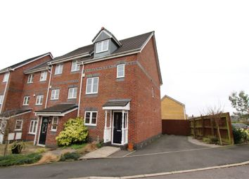 Thumbnail 4 bed end terrace house for sale in Sims Close, Ramsbottom, Bury, Lancashire