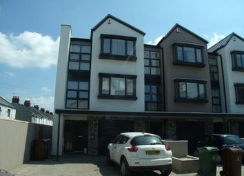 Thumbnail 3 bed terraced house to rent in Parsonage Way, Plymouth