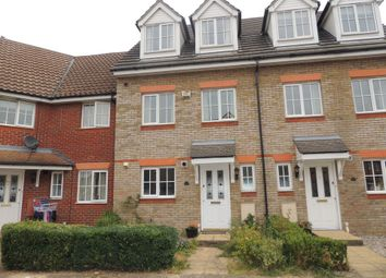Thumbnail 3 bed town house to rent in Plymouth Road, Chafford Hundred, Grays