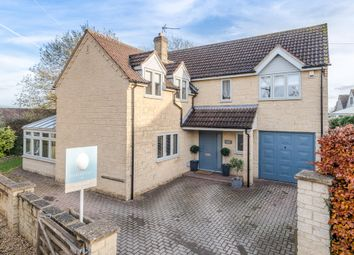 Thumbnail 4 bed detached house for sale in York Lane, Brinkworth, Chippenham