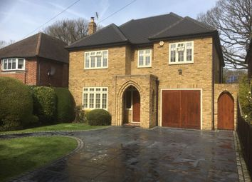 Thumbnail 6 bed detached house for sale in Park Avenue, Ruislip
