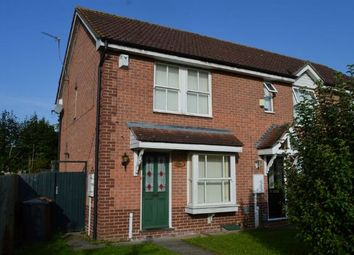 Thumbnail 2 bed end terrace house for sale in Meltham Close, Beau Manor, Northampton