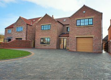 Thumbnail 5 bed detached house for sale in Main Street, Hatfield Woodhouse, Doncaster