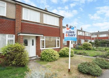 Thumbnail 3 bedroom end terrace house for sale in Grant Close, Broadstairs