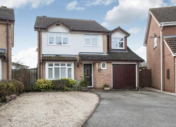 Thumbnail 4 bedroom detached house for sale in Goodwood Close, Stratford Upon Avon, Warwickshire