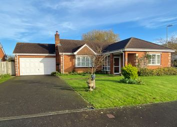 Thumbnail 3 bed detached bungalow for sale in Bramley Gardens, Whimple, Exeter