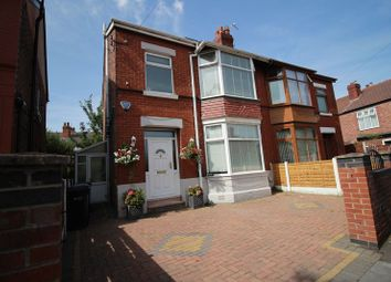 Thumbnail 4 bed semi-detached house for sale in Hassop Road, Stockport