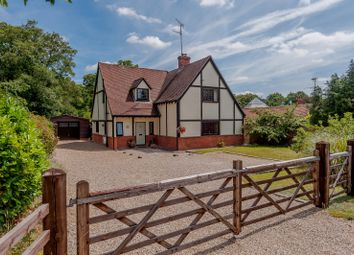 Thumbnail 4 bed detached house for sale in Layer-De-La-Haye, Kingsford, Colchester