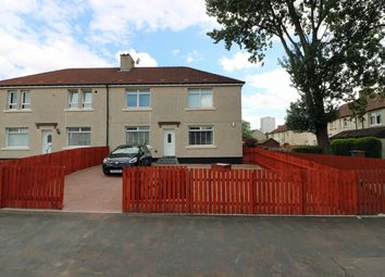 Thumbnail 2 bed flat for sale in Academy Street, Sandyhills