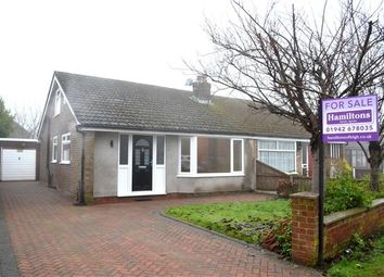Thumbnail 2 bed semi-detached bungalow for sale in Chestnut Drive South, Pennington, Leigh