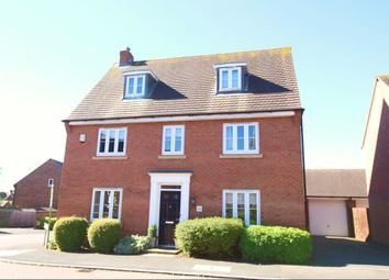 Thumbnail 5 bed detached house for sale in Oaklands Way, Earl Shilton, Leicester
