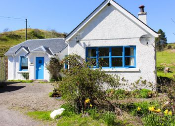 Thumbnail 2 bed cottage for sale in Lerags, Oban