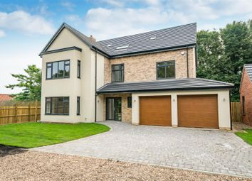 Thumbnail 6 bed detached house for sale in Chestnut Grange, Rectory Lane, Barrowby