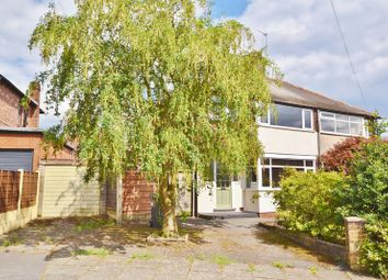Thumbnail 3 bed semi-detached house for sale in Castleway, Salford