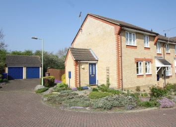 Thumbnail 3 bedroom end terrace house for sale in Lowry Close, Haverhill