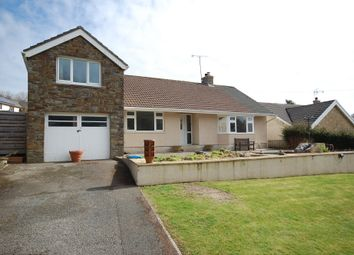 Thumbnail 4 bed detached bungalow for sale in Pleasant Valley, Stepaside, Narberth