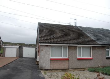Thumbnail 2 bed semi-detached bungalow for sale in 32 Barnton Road, Dumfries