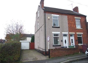3 bed semi-detached house for sale in Gladstone Street, South Normanton, Alfreton DE55